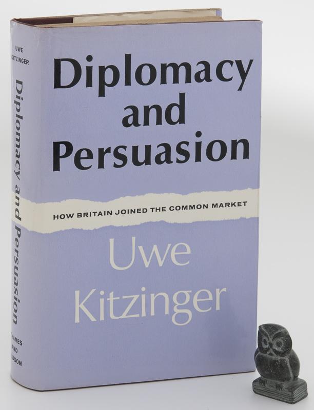 Kitzinger, Diplomacy and Persuasion