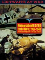 Payne, Messerschmitt Bf 109 in the West 1937-1940: From the Spanish Civil War to the Battle of Britain.
