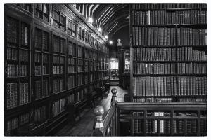 Chetham's Library, Manchester, UK