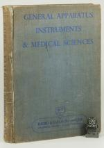 Anon. Baird & Tatlock. General Apparatus Instruments and Medical Sciences.
