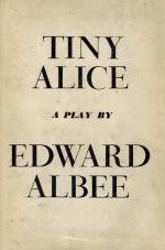 Albee- Tiny Alice